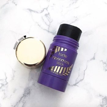 Tarte's Frixxxtion stick will combat your winter skin by masking, exfoliating, and cleansing your face all at the same time