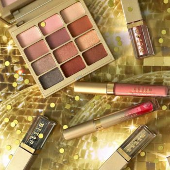 Stila Cosmetics is releasing The Glitter Underground, a disco-inspired collection for the '70s babe in all of us