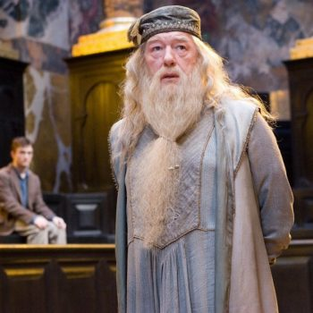 J.K. Rowling revealed the surprising wizard Dumbledore was in love with