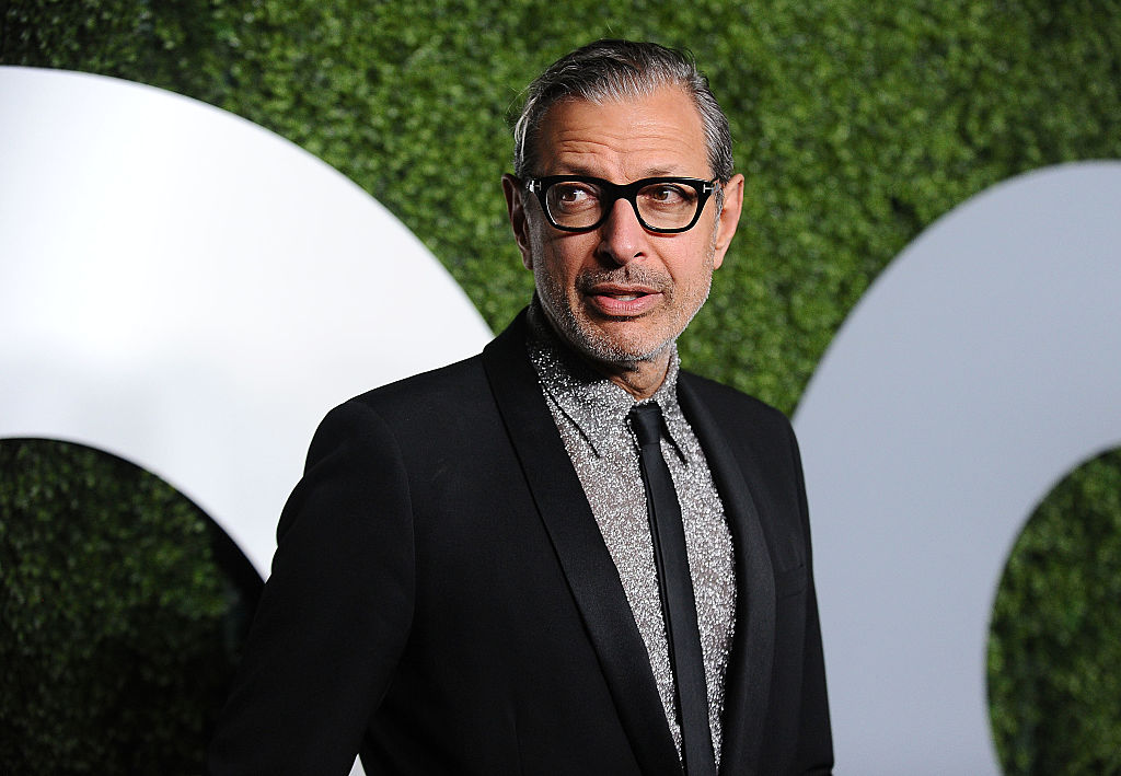 There's a Jeff Goldblum activity book, because fun, uh, finds a way