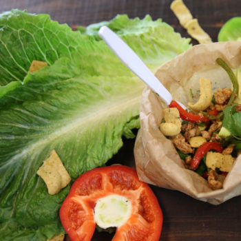 "We need to taco 'bout this healthy ""walking taco"" recipe"
