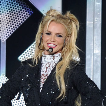 All Britney Spears wants to do is go to Paris and shop, and same here!