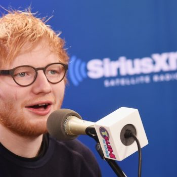 Ed Sheeran opened up about dating mistakes he's made in the past, and why his love life is so strong right now