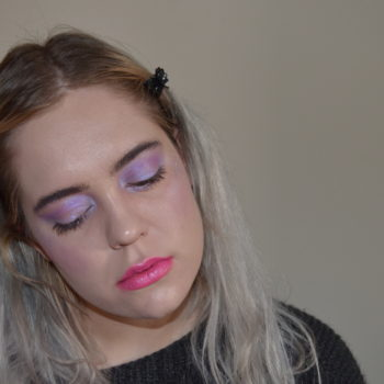 How to create a fun, colorful makeup look inspired by your inner child