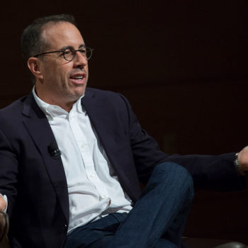 So what's the deal with all this Jerry Seinfeld comedy coming to Netflix, anyway?