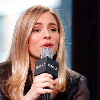 """The OA's"" Brit Marling opened up about how she had the courage to leave a job at Goldman Sachs for acting"