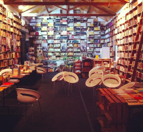 This hotel comes equipped with 50,000 books, and we would like to become permanent residents
