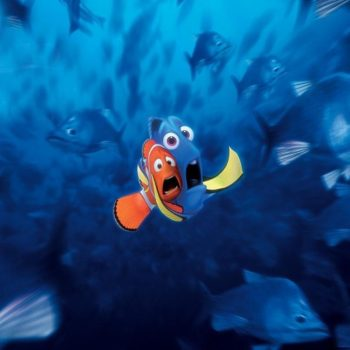 "This girl brilliantly used the plot of ""Finding Nemo"" to convince a Tinder bro her brother was missing"