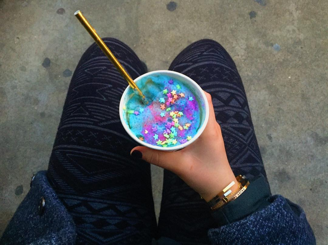 "These ""healing lattes"" are our favorite unicorn food trend yet"
