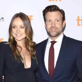 This photo of Olivia Wilde and Jason Sudeikis proves that laughter is beautifully contagious