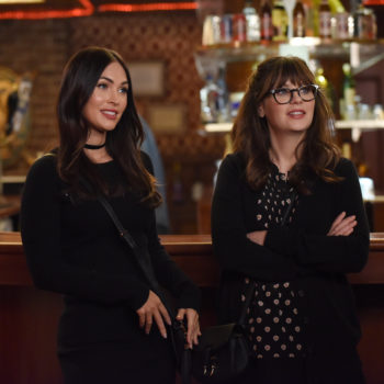 "Jess and Reagan team up on ""New Girl,"" and they might be our new Loft power couple"
