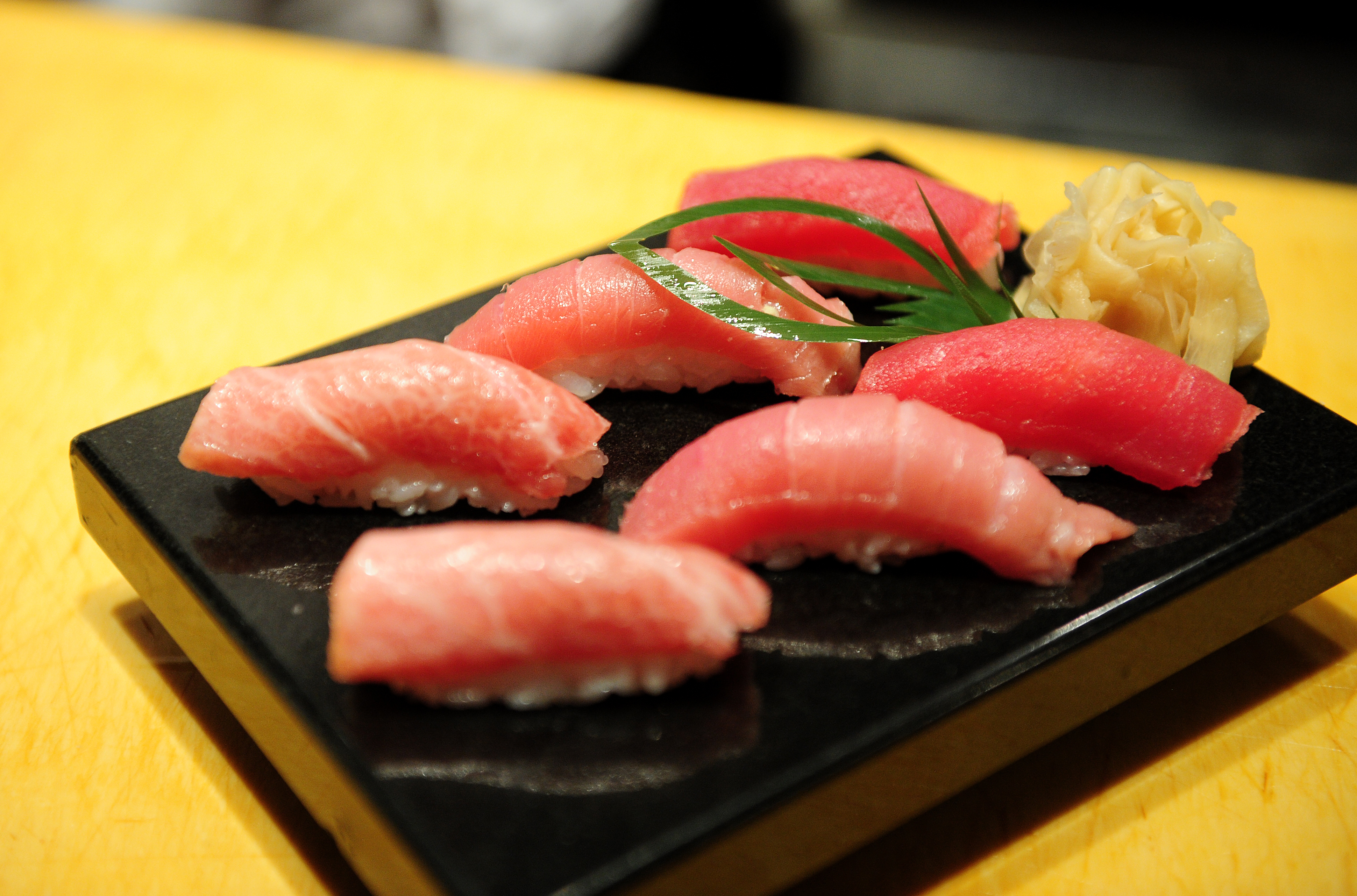 Uh oh: The sushi fish you're eating might not be the kind of fish you ordered