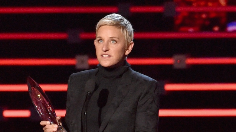 Ellen DeGeneres just made history with the most People's Choice Awards