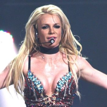 Britney Spears won Favorite Female Artist at the People's Choice Awards