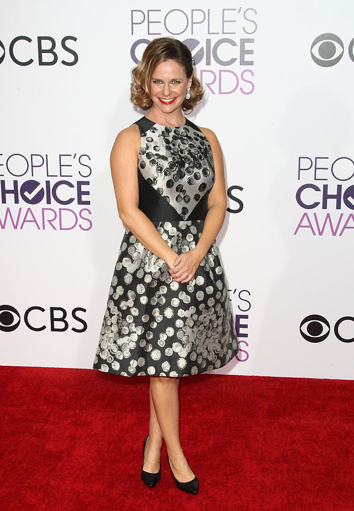 Kimmy Gibbler Aka Andrea Barber Is Wearing The Most