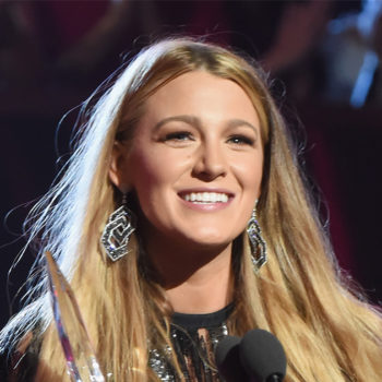 We can't get enough of Blake Lively's awesome acceptance speech about Girl Power