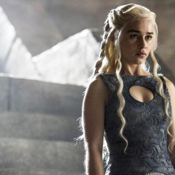 We have pics of Emilia Clarke in her new horror movie — and they look NOTHING like Khaleesi