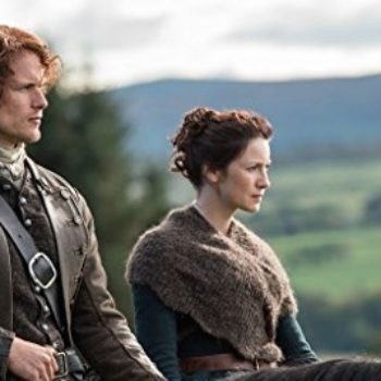 """Outlander"" won Favorite TV Show at The People's Choice Awards, because steamy romance is alive and well"