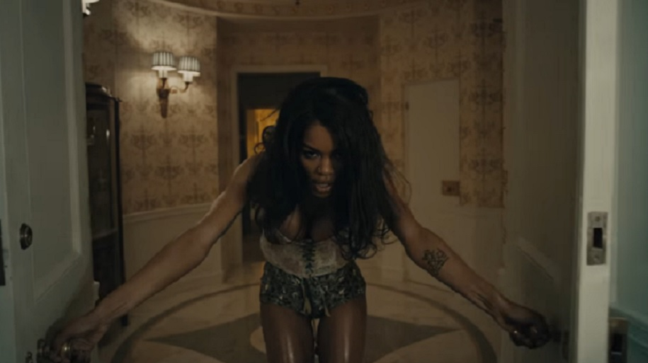 Teyana Taylor's hotel dance workout video is major inspiration (and honestly, just fun to watch)