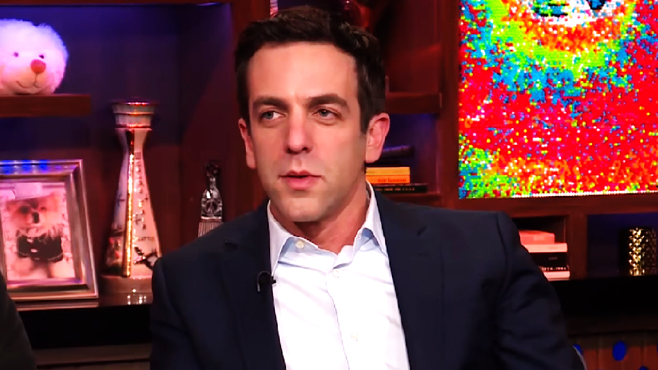 "B.J. Novak set the record straight about Steve Carell's ""The Office"" reboot tweet"