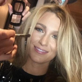 Blake Lively said she was running on two hours of sleep at the People's Choice Awards, because, mom life