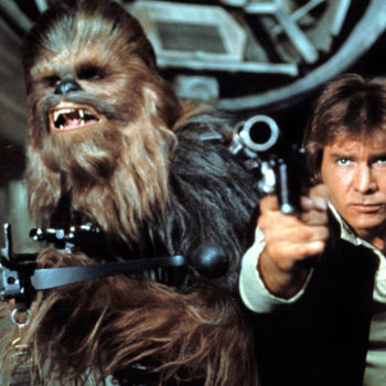 "This ""Force Awakens"" deleted scene shows a completely different, and violent, side of Chewbacca"