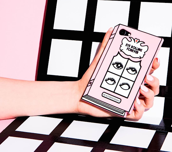 Valfré's new phone case line is leaving us totally spellbound