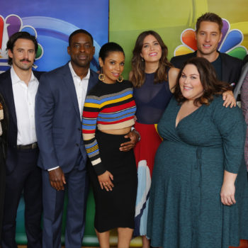 """Watch the cast of """"This Is Us"""" learn they've been renewed for TWO seasons, and try not to cry during it"""