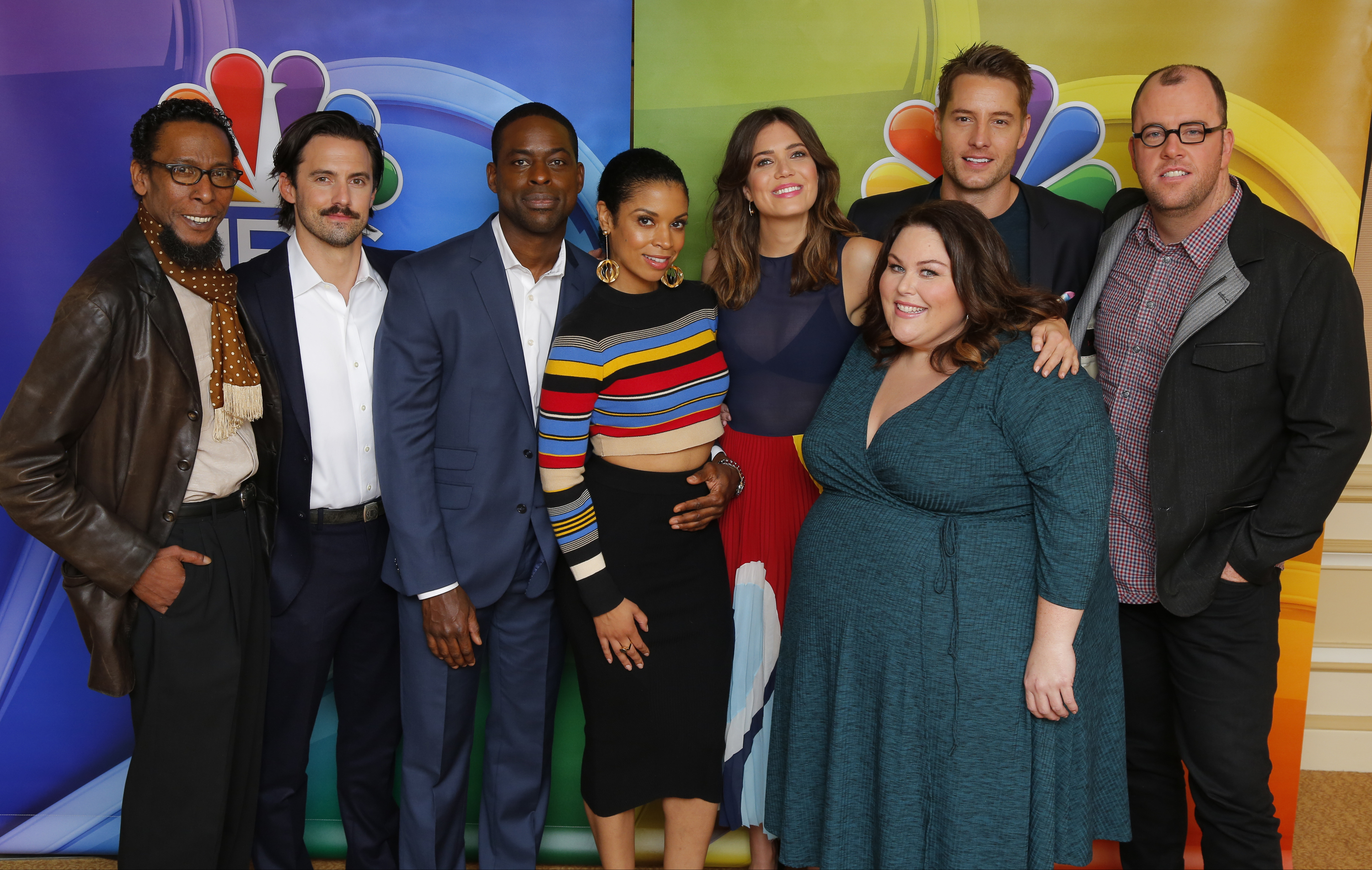 "Watch the cast of ""This Is Us"" learn they've been renewed for TWO seasons, and try not to cry during it"