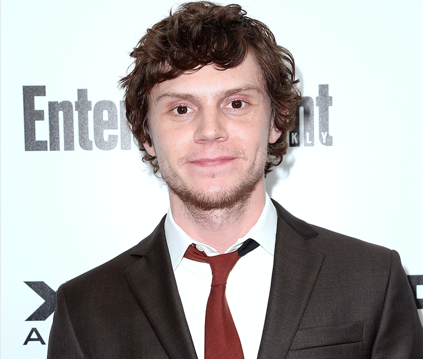 "Evan Peters was on ""The Office"" and we totally forgot until now"