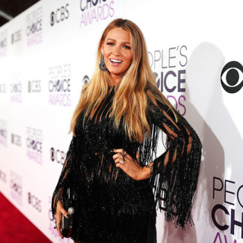 Blake Lively has new rules for her family now that she's won a People's Choice Award