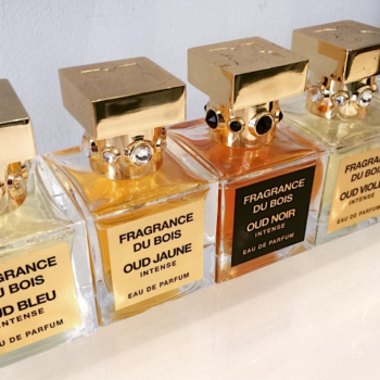 This beautiful new newsletter is every perfume lover's dream come true