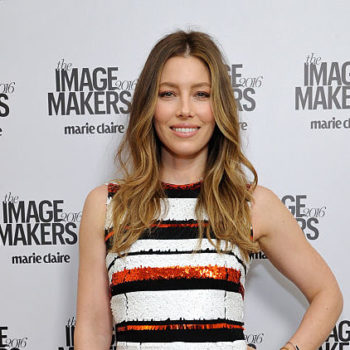 We can order Jessica Biel's wardrobe staple sweater for $25 right now