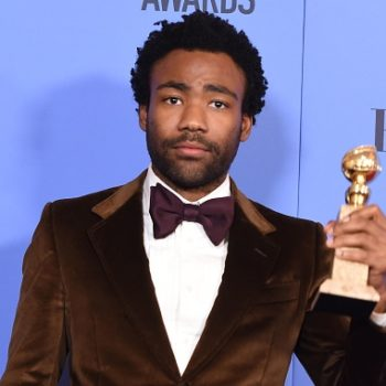 Donald Glover says Tina Fey's happiness inspired him to write comedy and awww