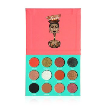 We can't wait to get our hands on this colorful palette inspired by the Sahara desert