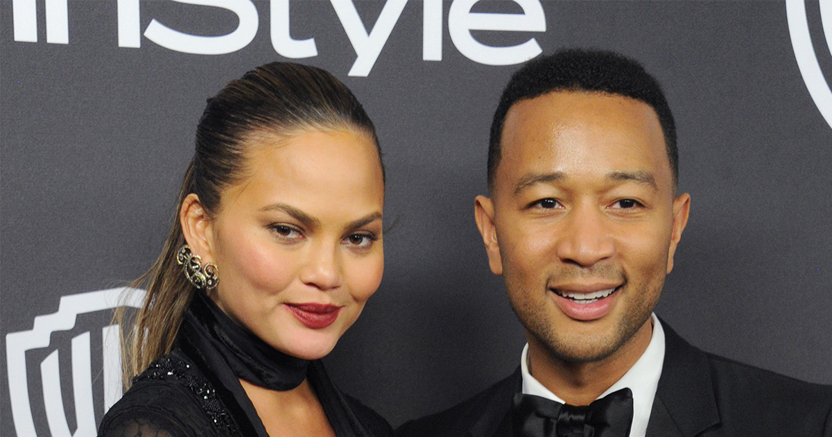 Chrissy Teigen just shared a horrific story about a racist paparazzo