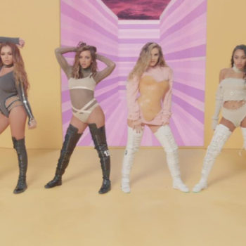 "Little Mix are serving up serious fierceness in their video for ""Touch"""