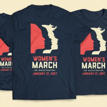 Here are some amazing outfit starters to get you ready for any Women's March on Saturday