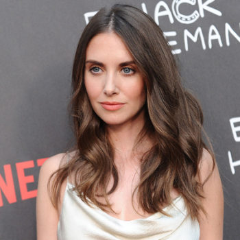 Alison Brie looks like a totally different person at Sundance but we're digging it