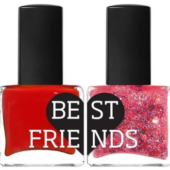 NCLA released the cutest BFF nail polish kit that you'll wanna wear for Galentine's