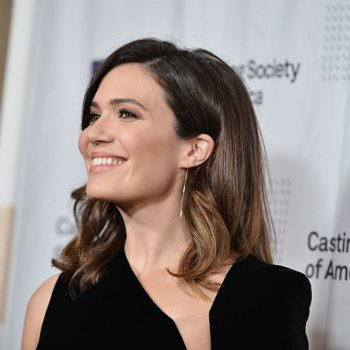 "Mandy Moore is looking forward to motherhood, all thanks to her ""This Is Us"" character"