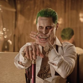 Jared Leto might have just announced his Joker return…on Snapchat?