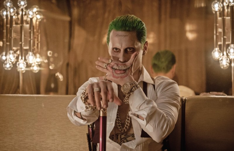 Jared Leto might have just announced his Joker return...on Snapchat?