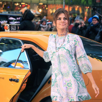 Eva Mendes' #tbt is making us wonder — did she EVER have an awkward phase?