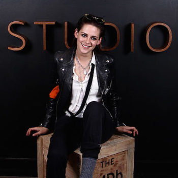 Kristen Stewart wore sneakers on the red carpet and yes, we love her even more