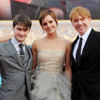 """""""Harry Potter and the Cursed Child"""" still *might* become a movie and *MIGHT* star the original trio"""