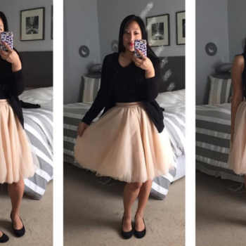 11 ways to wear the ballerina skirt in 2017