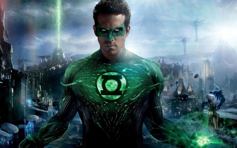 The shortlist of actors rumored to be playing Green Lantern is seriously A-List only