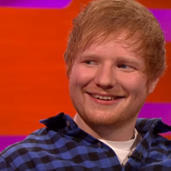 Ed Sheeran just confirmed the craziest (and most badass) rumor about him