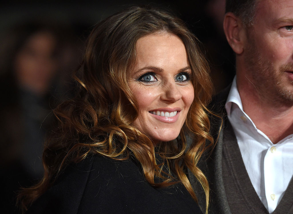 Ginger Spice just gave birth to a son, congratulations!!